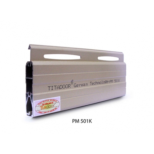 Cửa cuốn khe thoáng - PM501K
