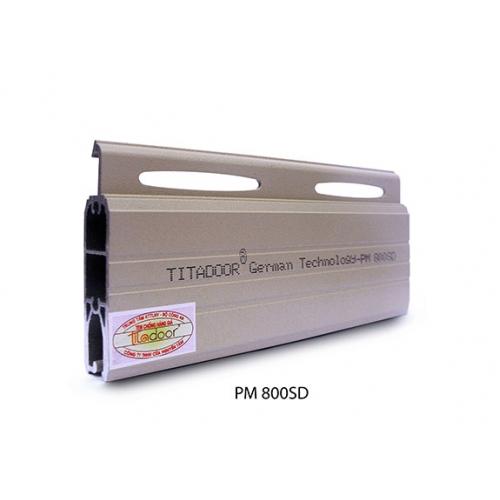 Cửa cuốn khe thoáng - PM800SD