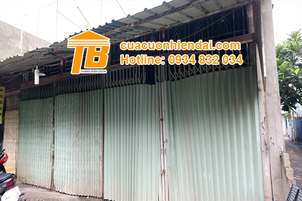 Sửa cửa cuốn - Cửa kéo ở Tp Hồ Chí Minh