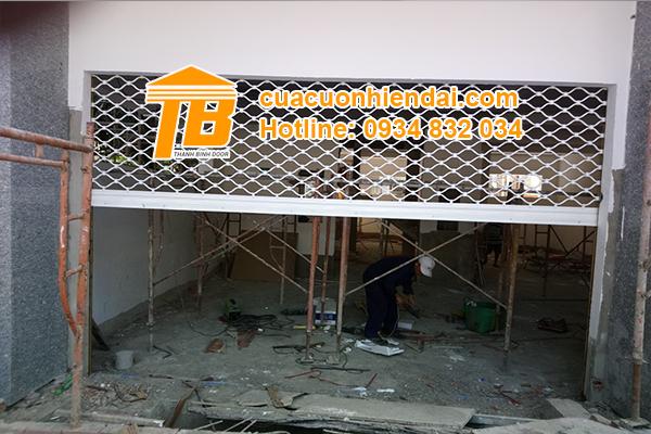Sửa cửa cuốn giá rẻ TPHCM