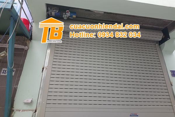 Sửa cửa cuốn uy tín Quận Gò Vấp