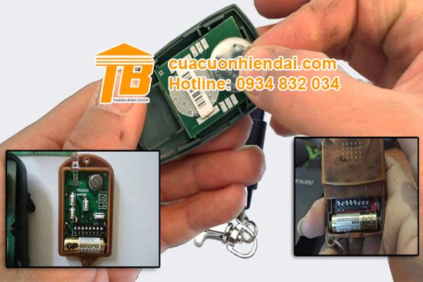 Sửa Remote Cửa Cuốn giá rẻ
