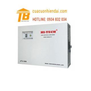 Bình Lưu điện cửa cuốn HI-TECH E-1000