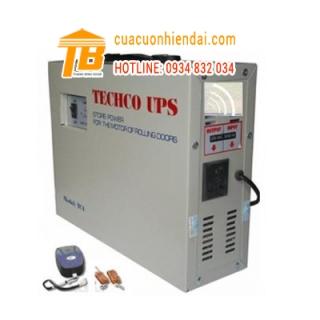 Bộ lưu điện cho cửa cuốn tích hợp điều khiển TECHCO-750W