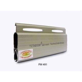 Cửa cuốn khe thoáng - PM491A
