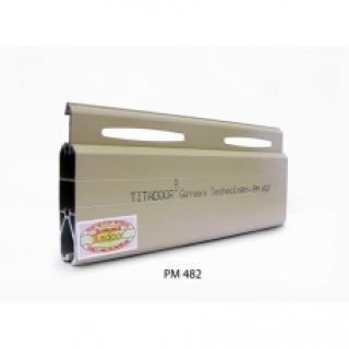 Cửa cuốn khe thoáng - PM482